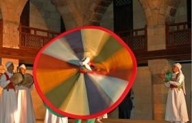 Танец дервишей — медитативный танец суфиев