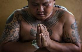 Священные татуировки Сак Янт