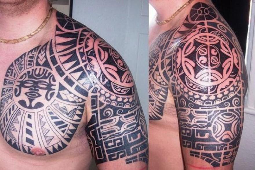 Значение татуировок майя