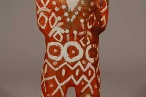 Шаманские фигурки от Чарли Виллето