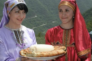 Хлебные обычаи народов Северного Кавказа