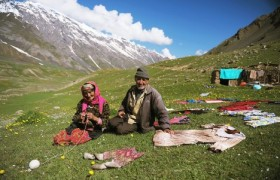 Таджики долины Хуф