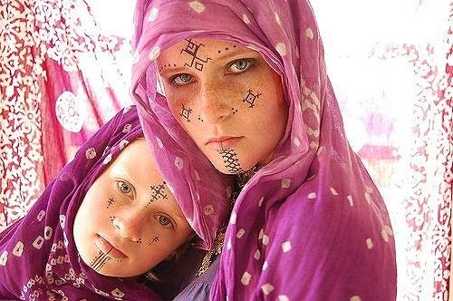 бербеские татуировки харкуз