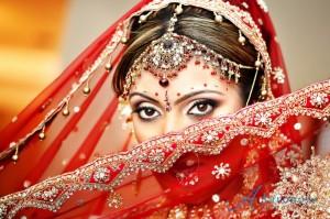 тика - украшение индианки на лбу