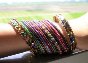 браслеты для рук - индийские украшений со смыслом