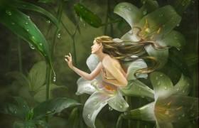 Хильдур — королева эльфов (исландская сказка)