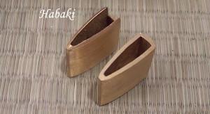 Соединение клинка и рукояди - хабаки