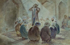 Зикр суфиев