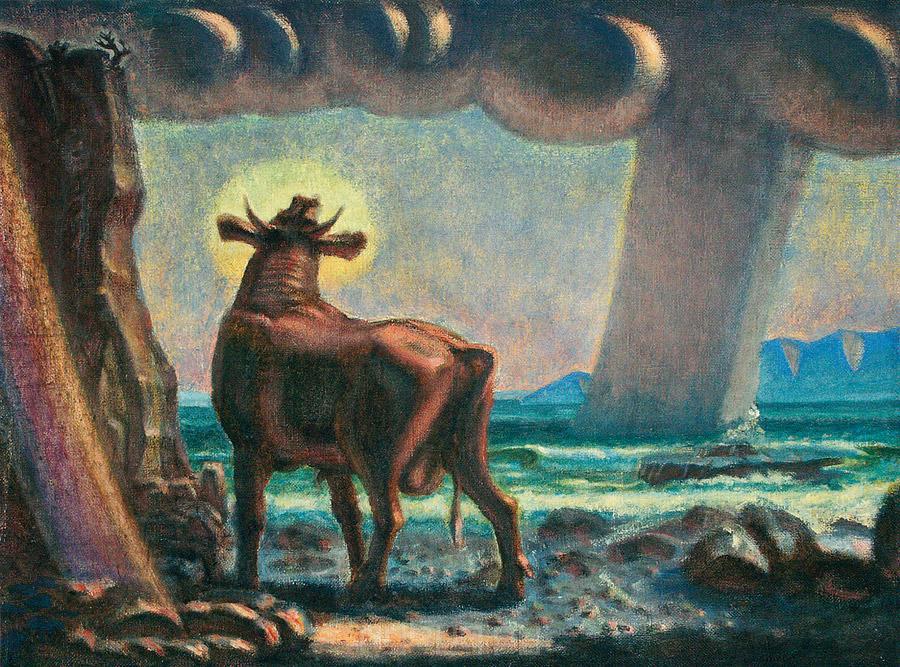 бык Буха нойон баабай