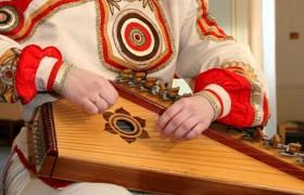Русские сказочные гусли