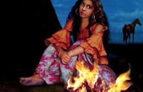 Цыганская легенда об огне