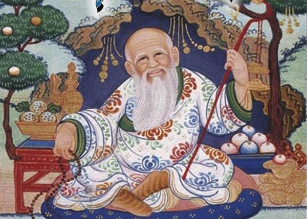 Сагаан Убгэн - белый старец