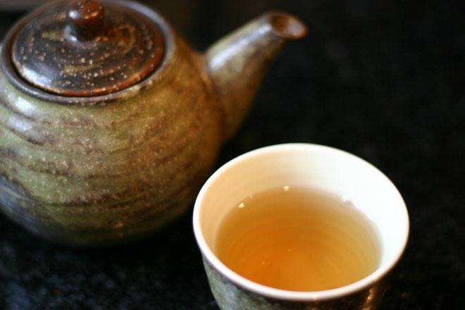 Ячменный чай родом из Кореи