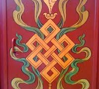 Тибетский узел бесконечности — древний символ удачи