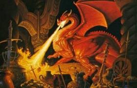 Дракон в мифологии разных народов