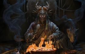 Как появилась ночь (мифы и легенды Амазонии)